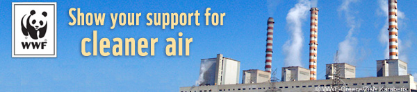Show your support for cleaner air