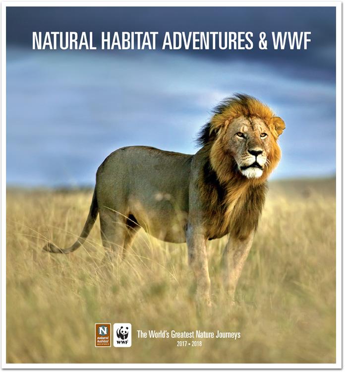 World wildlife fund for Catalogue habitat 2017