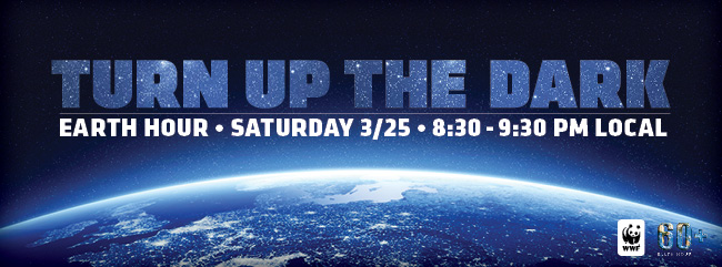 Join Earth Hour