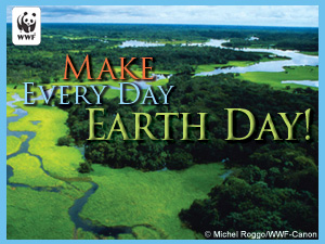 Earth Day Every Day E-card